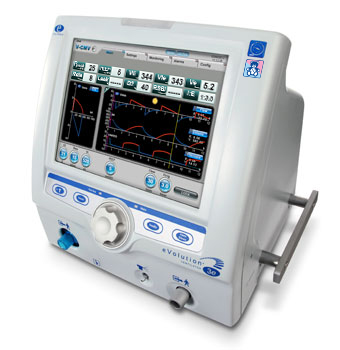 eVent Medical | eVolutions® Ventilator